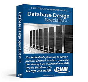 Database Design Specialist: Instructor Guide with Practice Exams
