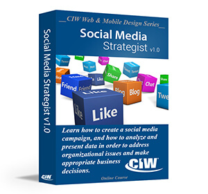 CIW Social Media Strategist: Instructor Guide